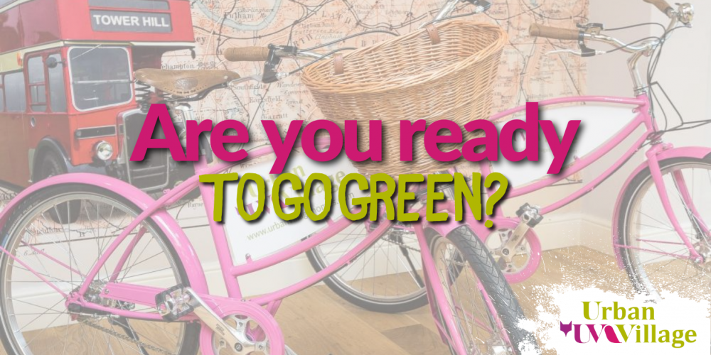 UVH Blog - Going green: How to make your home more sustainable